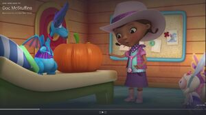 Cowgirl doc mcsutffins stuffy lamby