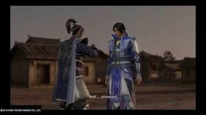 DYNASTY WARRIORS 9 Cao Xiu ending