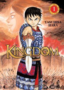 Kingdom v1 Cover