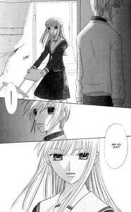 Machi and Yuki