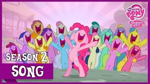 Smile Song (A Friend in Deed) MLP FiM HD