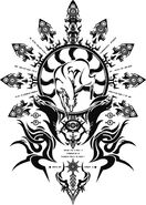 Hakumen Crest