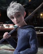 Jack Frost ROTG Profile