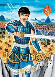 Kingdom v24 Cover