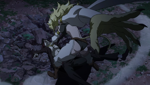 Leone kills Trooma