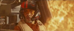 Poe - The Last Jedi