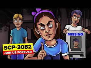SCP-3082 - Neverland's Lost Boys and Girls (SCP Animation)