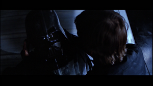 Vader removing