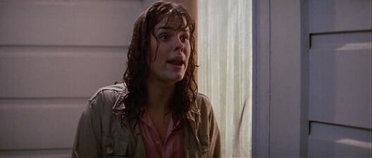 Alexandra Paul as Leigh Cabot in Christine32