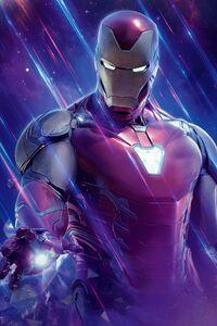 Avengers Endgame poster 041 Variant Textless