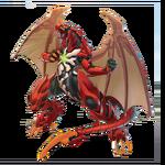 BBP DragonoidUltraPyrus Cutout