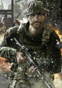 Captain Price CoD4