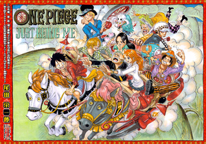 Chapter 771 Color Spread