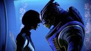 Garrus and Shepard