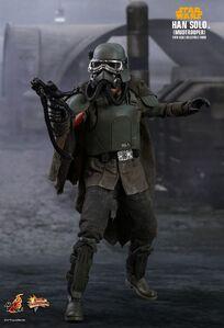 Hot-toys Han Solo Mudtrooper