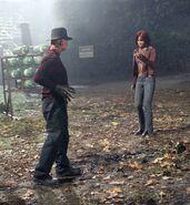 Kelly Rowland as Kia Waterson in Freddy vs. Jason - 432