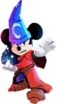 Mickey (Sorcerer's Arena)
