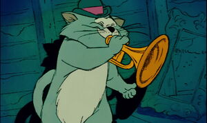 Scat Cat trumpet 1