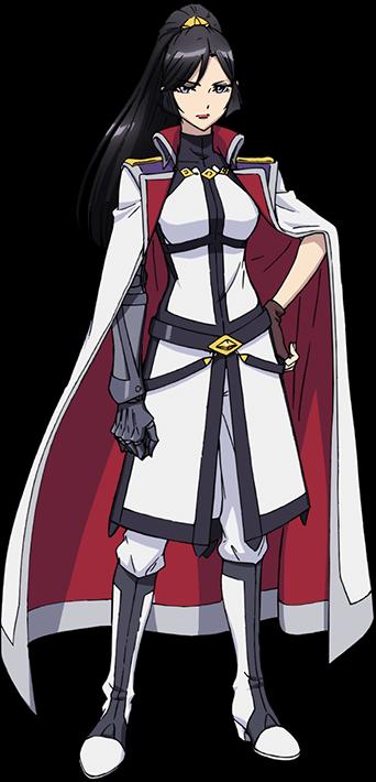 Jill (Cross Ange)