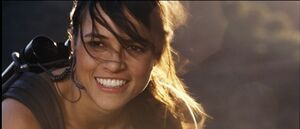 Michelle Rodriguez as Letty Ortiz in Fast & Furious (2009) 1