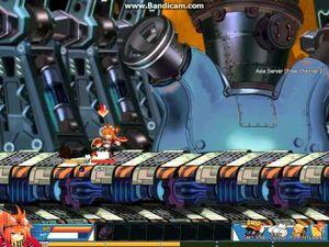 Mini fighter - Power Chris