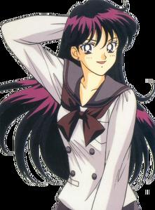 Raye Hino (Uniform)