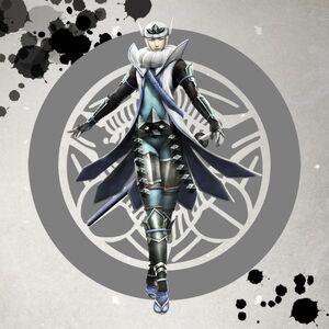 SB4 Kenshin Uesugi