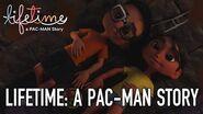 PAC-MAN X PrimerFrame presenta Lifetime A PAC-MAN Story