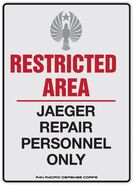 PPDC Area Restricted
