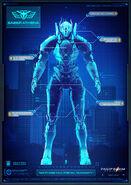 Saber Athena Blueprint