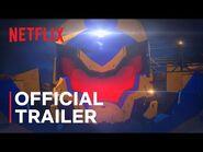 Pacific Rim- The Black - Official Trailer -1 - Netflix