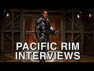 Pacific Rim- Guillermo del Toro and Cast Interviews - Comic-Con 2012
