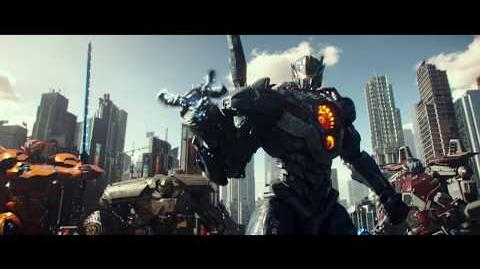 See How Kaiju and Jaeger Have Evolved in 'Pacific Rim Uprising'