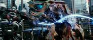 Bravo vs Kaiju-01