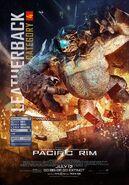Poster de Leatherback