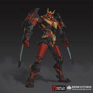 Japanese Jaeger Concept-02