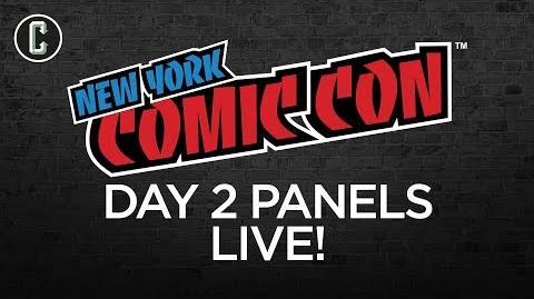 New York Comic-Con 2017