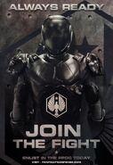 PPDC Enlist Poster
