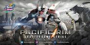 Shatterdome Strike Poster