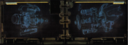 Esquema del Reactor Nuclear de Gipsy Danger