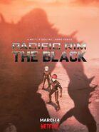 Pacific Rim The Black Poster