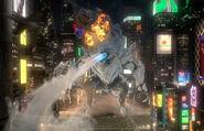Shatterdome Strike Kaiju