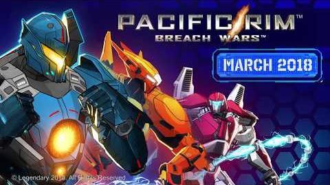 Pacific Rim Breach Wars (Teaser)