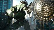 Titan Redeemer During Training