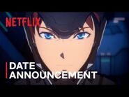 Pacific Rim- The Black - Date Announce - Netflix