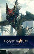 Pacific Rim Uprising Journal Collection 2 (Kaiju)