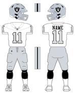 Raiders alternate uniform