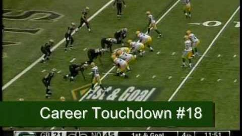 A@ron Rodgers Touchdowns 2008
