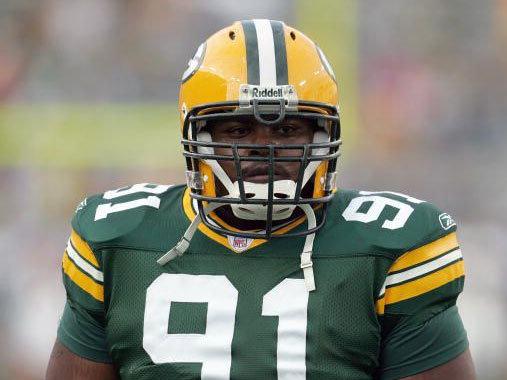 Justin Harrell | Packers Wiki | Fandom