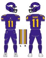 Vikings alternate uniform